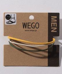 WEGO/WEGO/フェイクレザーアンクレット/501134684
