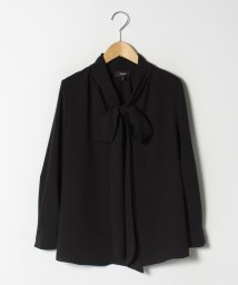 Theory/ブラウス PRIME GGT TIE SCARF TOP C/502675405