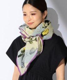 Demi-Luxe BEAMS/manipuri / FLOWER BOOK ストール/502724334