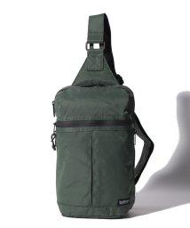 Healthknit Product/撥水ナイロン11ポケットボデイバッグ/502811038