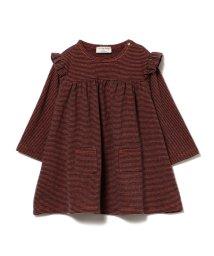 こどもビームス/1+in the family / BRUGGES dress 19(1~4才)/502834567