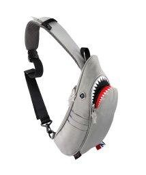 KABANNOSELECTION/モーンクリエイションズ シャークスリングバッグ サメバッグ ワンショルダー 5L MORN CREATIONS メンズ レディース キッズ/502834837