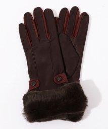 TOMORROWLAND GOODS/Gloves オリラグファーグローブ/502835100