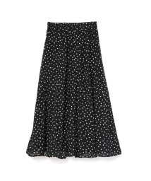&lottie/dot long skirt/502803880