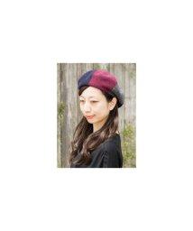 KAYA/【カヤ】風車ベレー帽 パープル/502836365