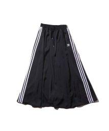 adidas/アディダス ロング サテン スカート/502837350