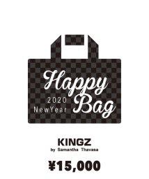 KINGZ by Samantha Thavasa/【2020年福袋】KINGZ by Samantha Thavasa(15000円)/502837713