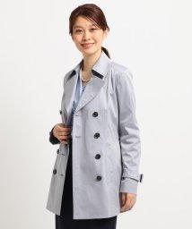 COUP DE CHANCE/【ママスーツ/入学式 スーツ/卒業式 スーツ】ショートトレンチコート/502838235