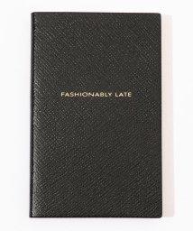 TOMORROWLAND GOODS/SMYTHSON FASHIONABLY LATE NOTE BOOK/502838286