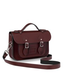 The Cambridge Satchel Company/【The Cambridge Satchel Company】Mini Satche Magnetic BrandedNickel/502719942
