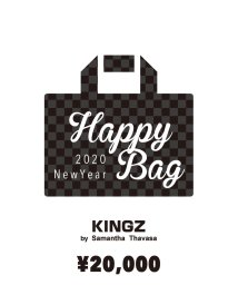 KINGZ by Samantha Thavasa/【2020年福袋】KINGZ by Samantha Thavasa(20000円)/502837729