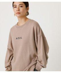 AZUL by moussy/AZUL SWEAT TUNIC/502838895