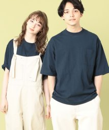 coen/USAコットンヘビーウェイトビッグシルエットポケットTシャツ(一部WEB限定カラー)/502841966