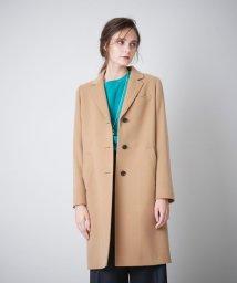 SANYO COAT/<Rain Wool>super180'sウールチェスターコート/502629992
