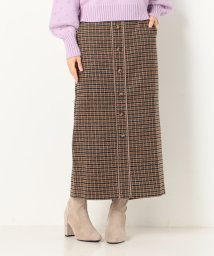 archives/A-チェックワイドベルト配色スカート/502654926
