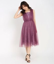 UNIVERVAL MUSE/AKチュールレース ドレス/502710254