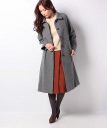 MARcourt/【MidiUmi】soutien collar coat/502834686