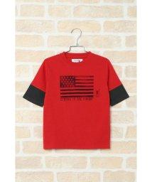 ikka kids/【キッズ】ポパイコラボ5分袖レイヤーTシャツ(120〜160cm)/502844085