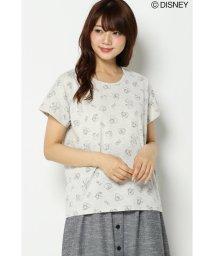 ikka kids/【Web限定】【親子リンク】ディズニー チップ&デール 総柄Tシャツ/502844444