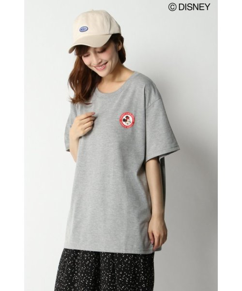 ikka kids(イッカ キッズ)/【マザー】親子リンクDISNEYビックTシャツ/13390143