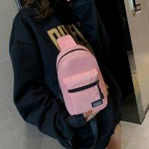 Beststore/レディースファッション通販ウエストポーチ レディース ボディバッグ ヒップバッグ 韓国 メッセンジャー 斜め掛けバッグ ブラック/502844553