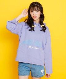 JENNI belle/リメイク風プリントパーカー/502844959
