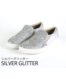 Vivian/ローテクスリッポンスニーカー/502845410