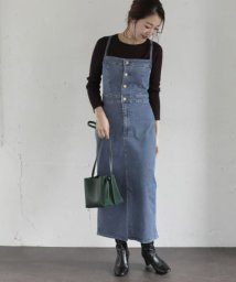 URBAN RESEARCH ROSSO/ROSSO×Lee <別注>JUMPER SKIRT/502845977