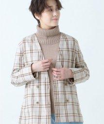 SHARE PARK /チェックシャツジャケット/502846587