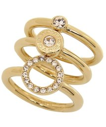 COACH/コーチ リング アクセサリー アウトレット COACH F67074 GLD OPEN CIRCLE HALO RING SET レディース 指輪 GOLD U/502748999