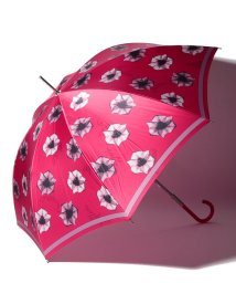 LANVIN Collection(umbrella)/LANVIN COLLECTION(ランバン コレクション)婦人長傘 インクジェットプリント【花モチーフ】/502826030