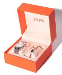 Folli Follie/CHRONOS TALESウォッチ&H4Hバングルセット/502837888