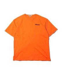 atmoslab/アトモス スローガン カレッジプリント Tシャツ/502841268
