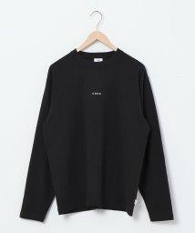 coen/コーエンロゴ刺繍ロングスリーブTシャツ/502841761
