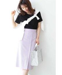 PROPORTION BODY DRESSING/◆ベルト付きフロントタックタイトスカート/502846773