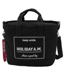BACKYARD/Holiday A.M. ホリデーエーエム KB100 ショルダー付ランドリーバッグ/502847212