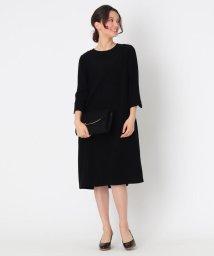 Couture Brooch/【ママスーツ/入学式 スーツ/卒業式 スーツ】ガルーダサックワンピース/502847497