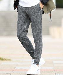 JIGGYS SHOP/ストレッチインナーフリースジョガーパンツ / フリース 裏起毛 暖 パンツ ジョガー メンズ スウェット スエット ストレッチ/502847963