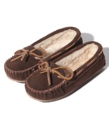 MINNETONKA KIDS/CASSIE Chocolate【37115002】/502852050