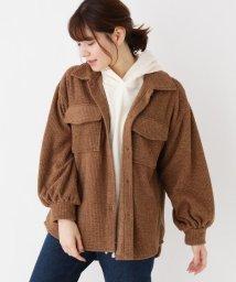 SHOO・LA・RUE Cutie Blonde/コーデュロイビッグシャツジャケット/502852082
