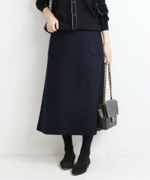 VERMEIL par iena/ハンドステッチAラインスカート◆/502853075