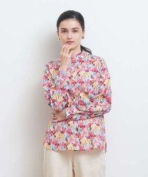 collex/【LIBERTY /リバティ】Wスタンドカラーシャツ/502853207