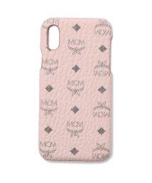 LHP/MCM/エムシーエム/Vists Original iPhoneX Case/502361373
