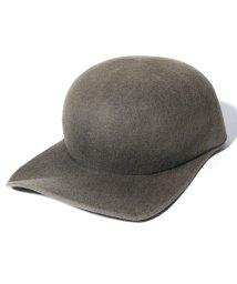 JOURNAL STANDARD/【JOURNAL LADY'S】REINHARD PLANK CAP(wool)/502812030