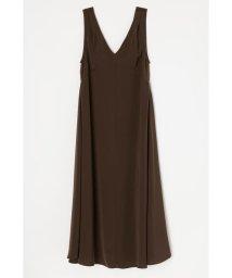 moussy/SLEEVELESS DRAPY ドレス/502853538