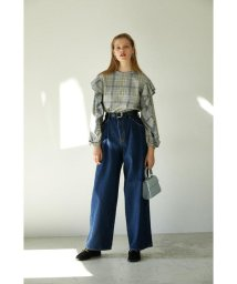 moussy/DROP POCKET LOOSE STRAIGHT/502853546