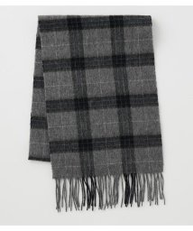 AZUL by moussy/CASHMERE MIX CHECK MUFFLER/502853593