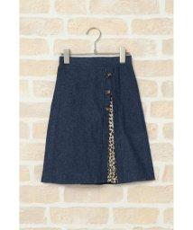 ikka kids/【キッズ】アシメスリットプリーツ切り替えスカート(120〜160cm)/502853855