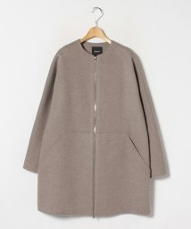Theory/【eclat/otonaMUSE2月号掲載】コート NEW DIVIDE LUXE BELL COAT/502843612