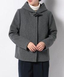en recre/【Special Price】【Nouque】ダッフルディテールジャケット/502845512